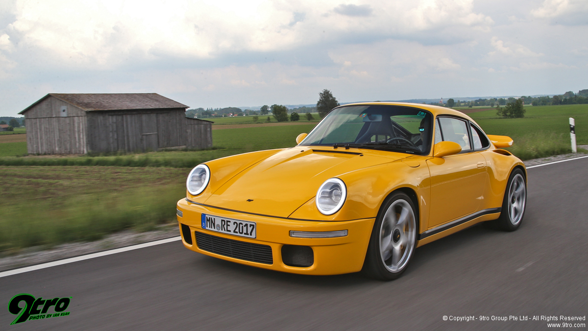 Ruf CTR4 - The Fourth Element