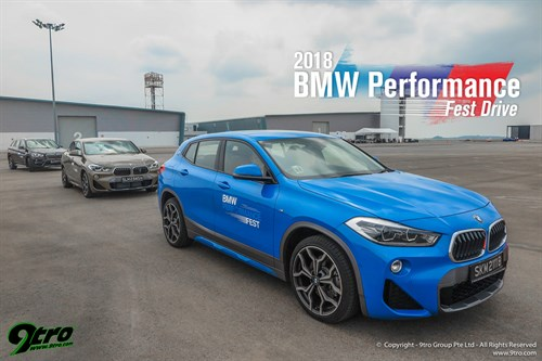 2018 BMW Performance Fest Drive