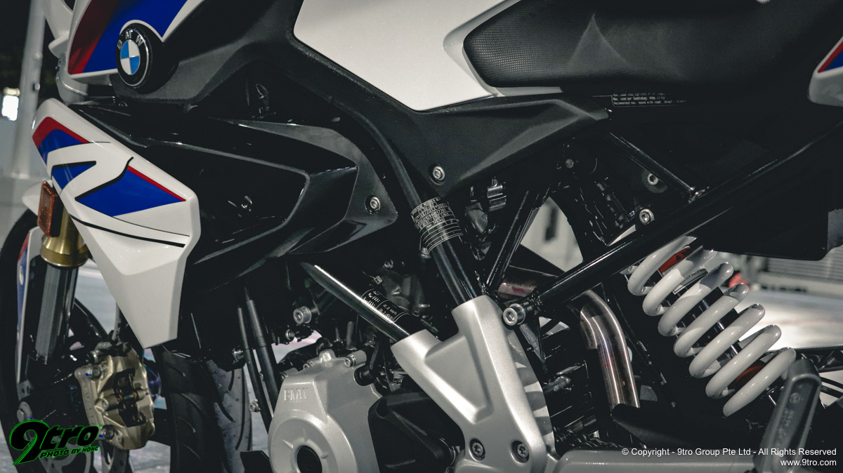 BMW G310R – The Naked German