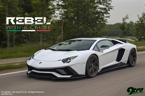 Novitec Aventador S - Rebel with a Cause