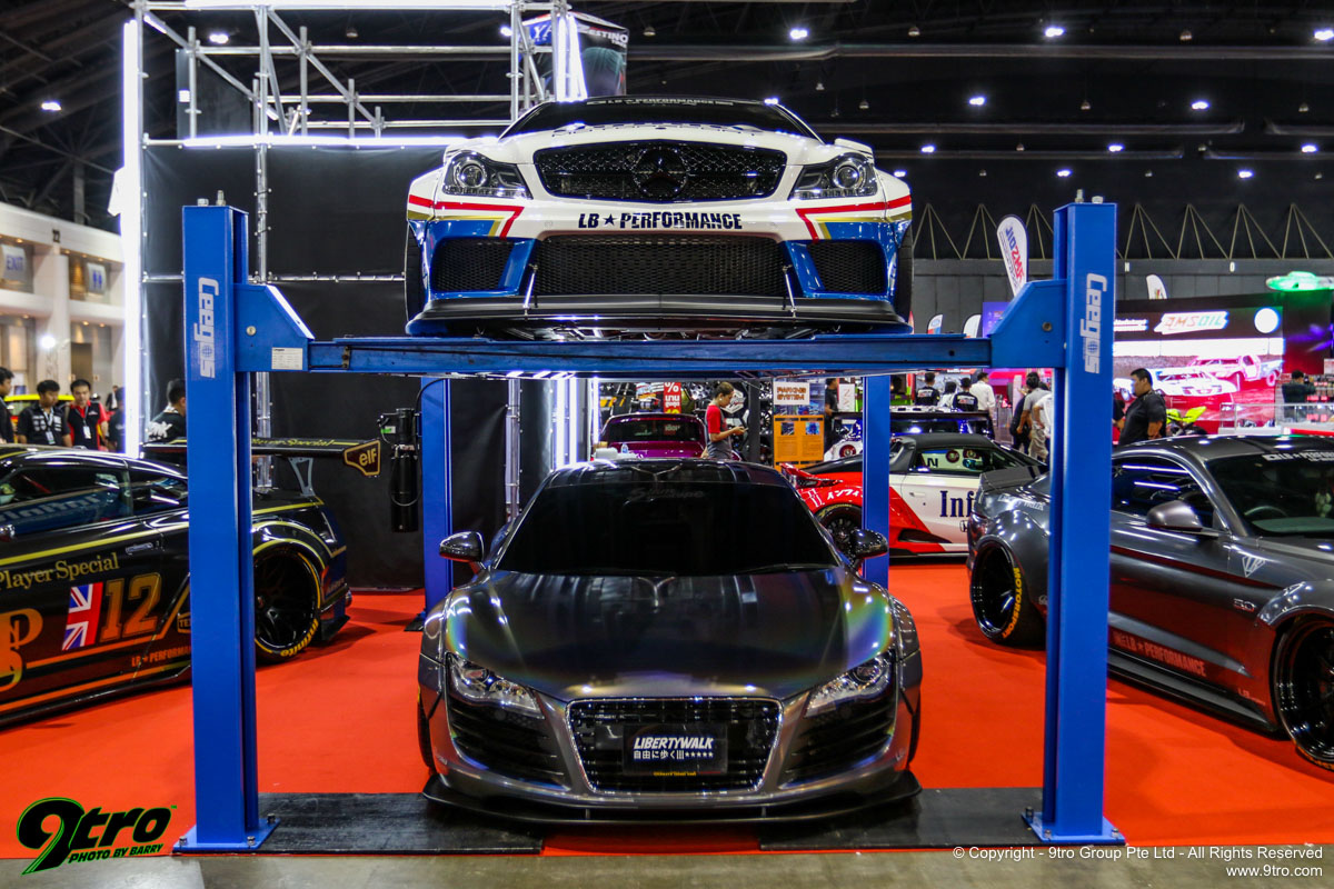 2018 Bangkok International Auto Salon - Part 1