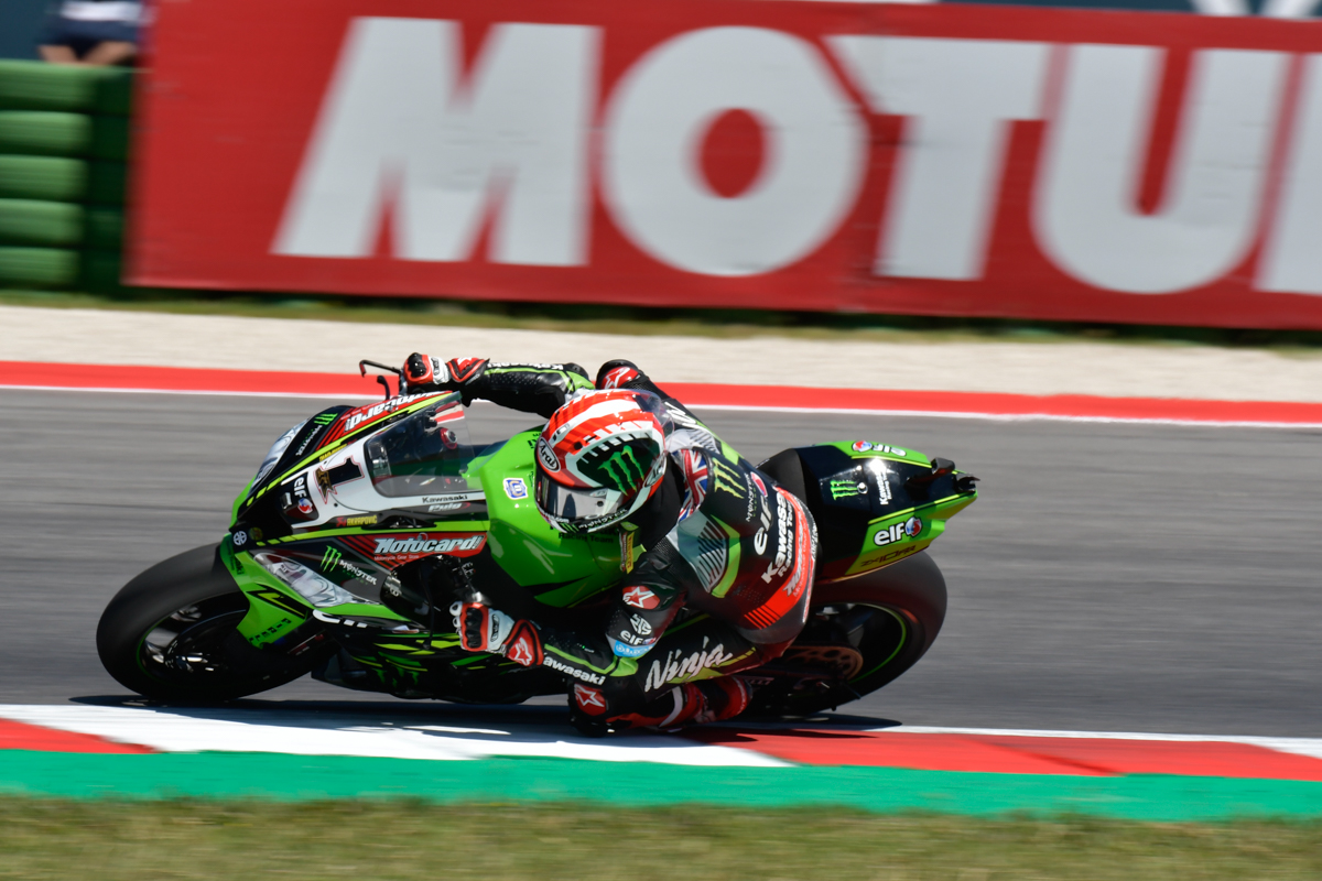 Rea on a flyer with second Italian double of 2018