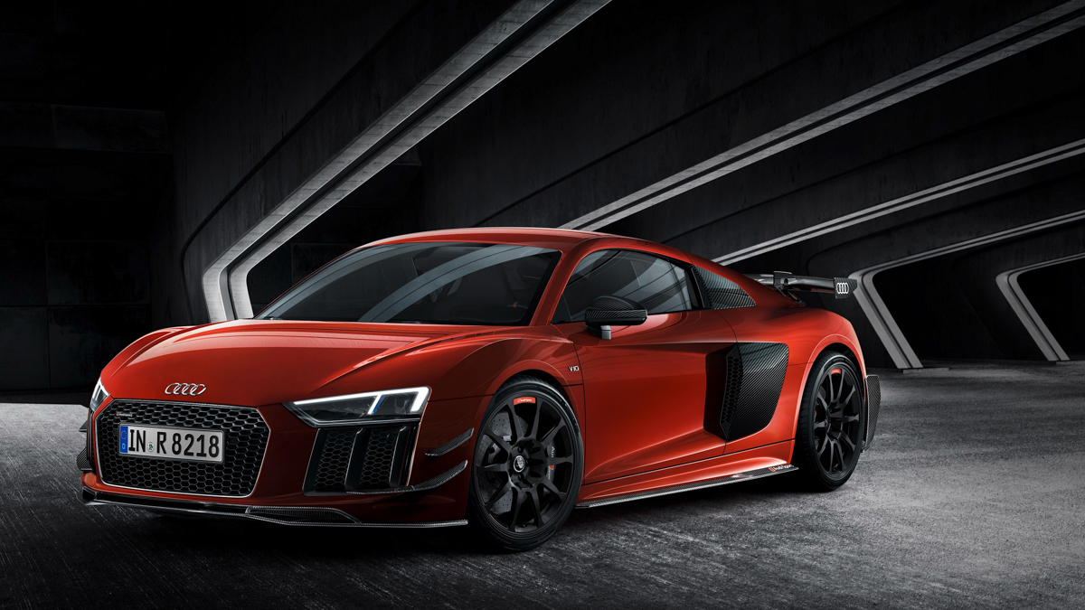 Ultra limited edition Audi R8 forges even closer motorsport links