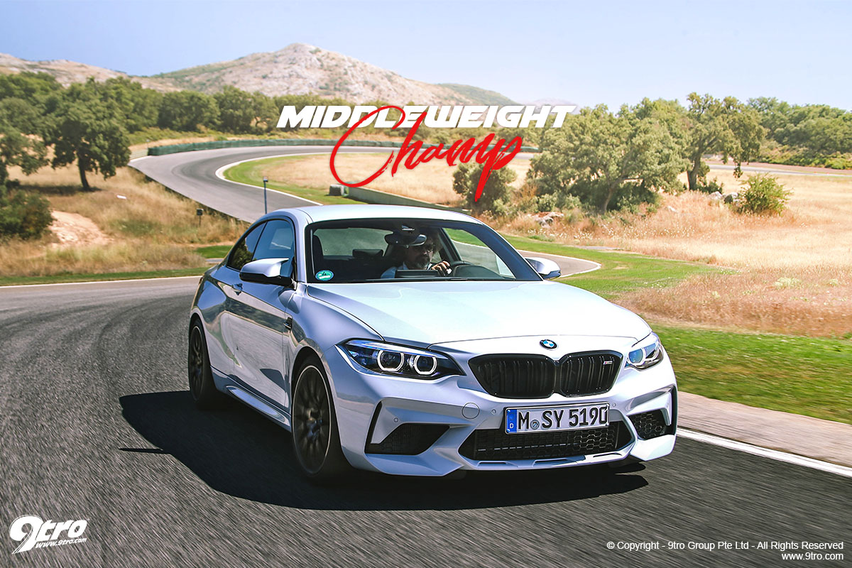 BMW M2 Competition - Middleweight Champ