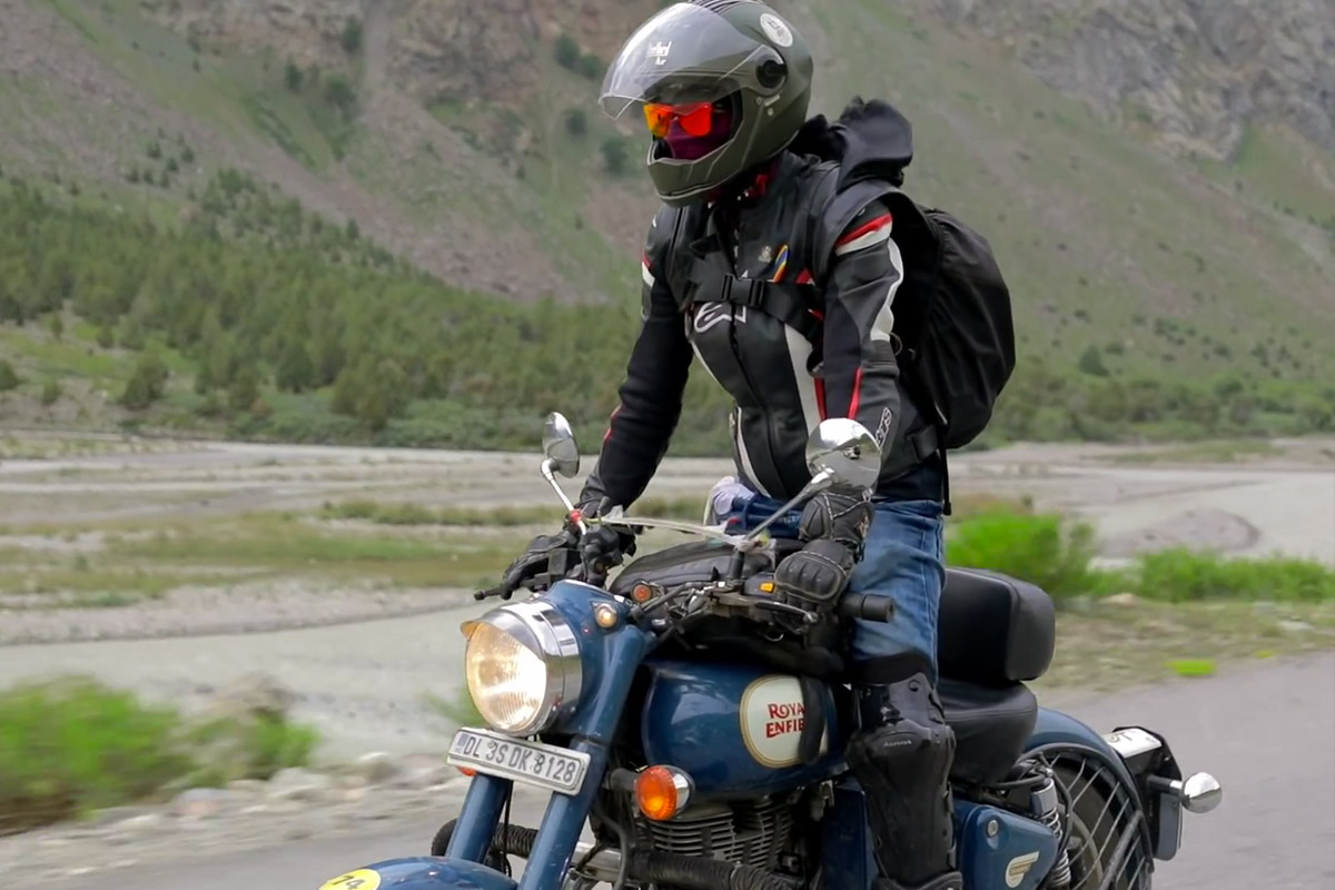 2018 Royal Enfield Himalayan Odyssey - Women's edition (Teaser)