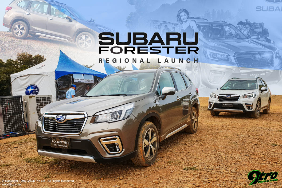 Subaru Forester - Regional Launch