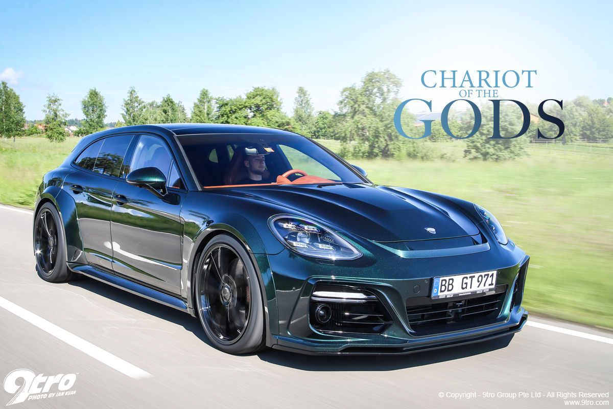 TechArt Grand GT Supreme - Chariot Of The Gods