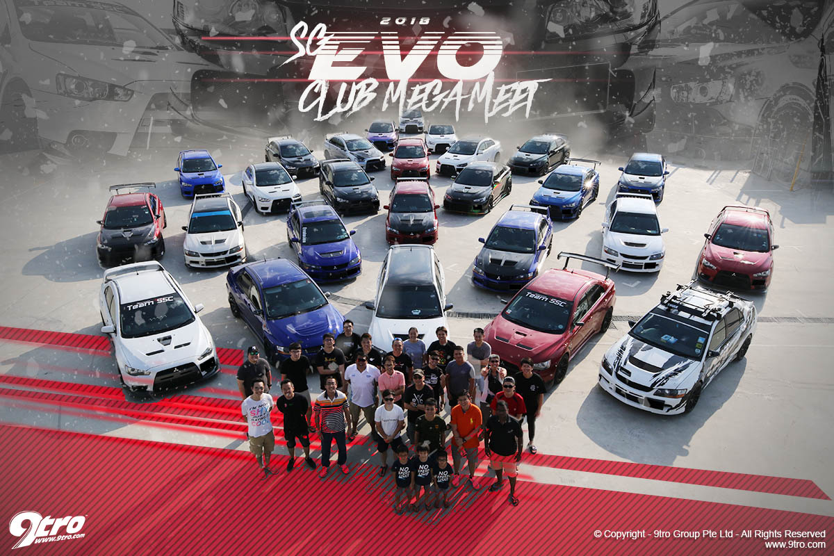 2018 SG Evo Club Mega-Meet