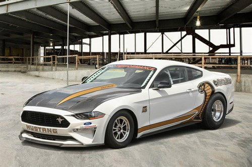 Ford Mustang 50th Anniversary Cobra Jet