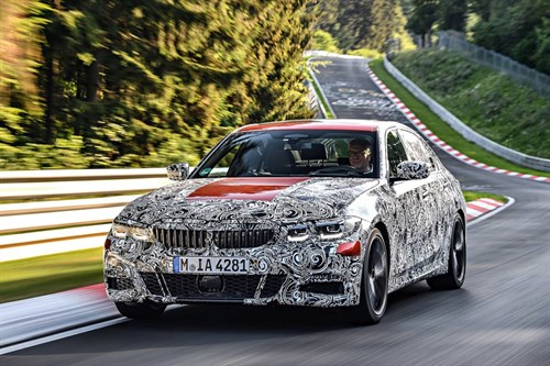 2019 BMW 3 Series sneak peek