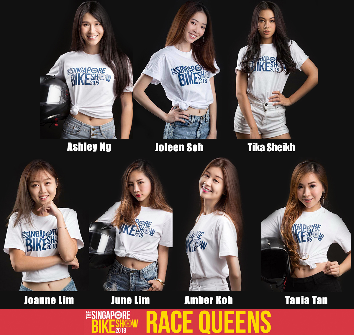2018 Singapore Bike Show - Race Queen Contest (Preview)