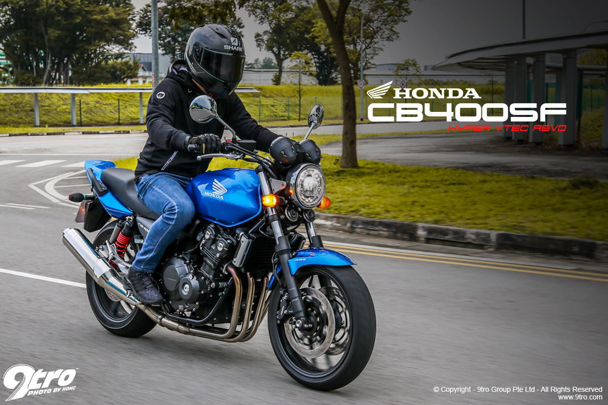 Honda CB400SF: photos and reviews. Motorcycle Specifications 52