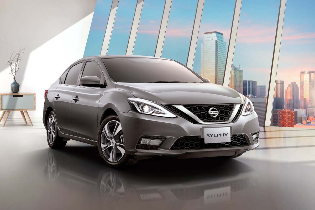 2019 Nissan Sylphy arrives in SG