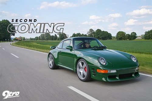 RUF Turbo R Limited - Second Coming