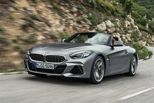The all-new 2019 BMW Z4 Roadster