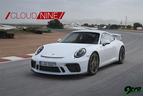 Porsche 991.2 GT3 - Cloud Nine
