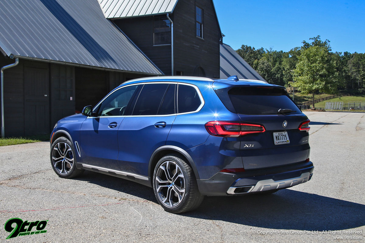 BMW X5 - ALTERED STATES