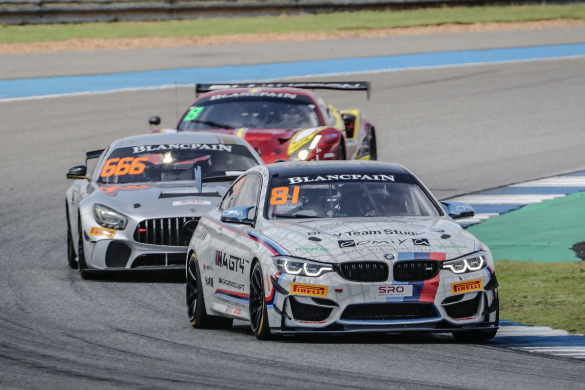 2018 Blancpain GT Series Asia Rounds 11 and 12 - Preview