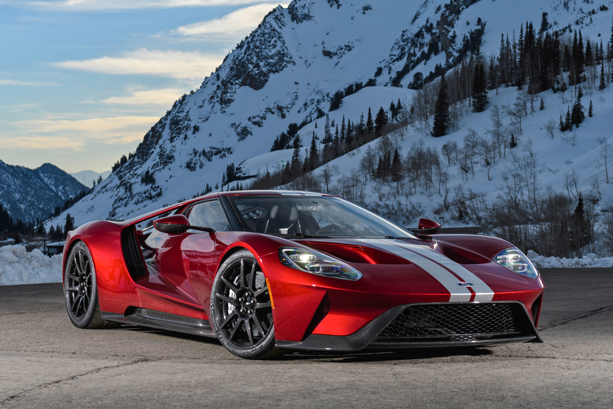 FORD MOTOR COMPANY ISSUES RECALL FOR SELECT 2017-18 FORD GT VEHICLES FOR HYDRAULIC FLUID LEAK