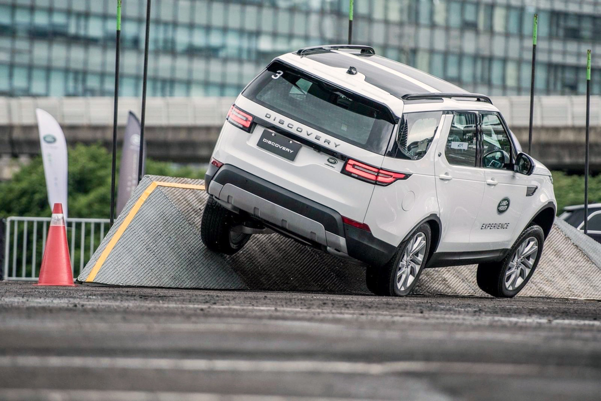 Land Rover celebrates 70th Anniversary with Above and Beyond Tour