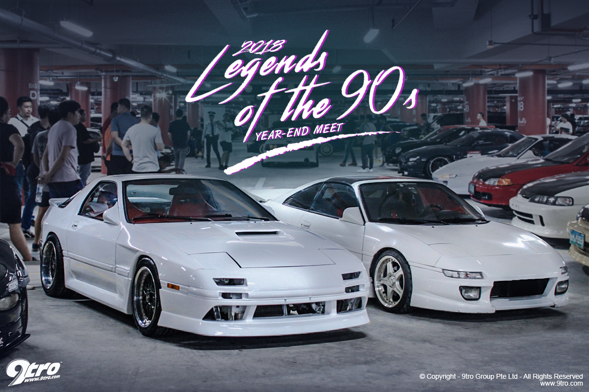 2018 Legends of the 90's Year-End Meet