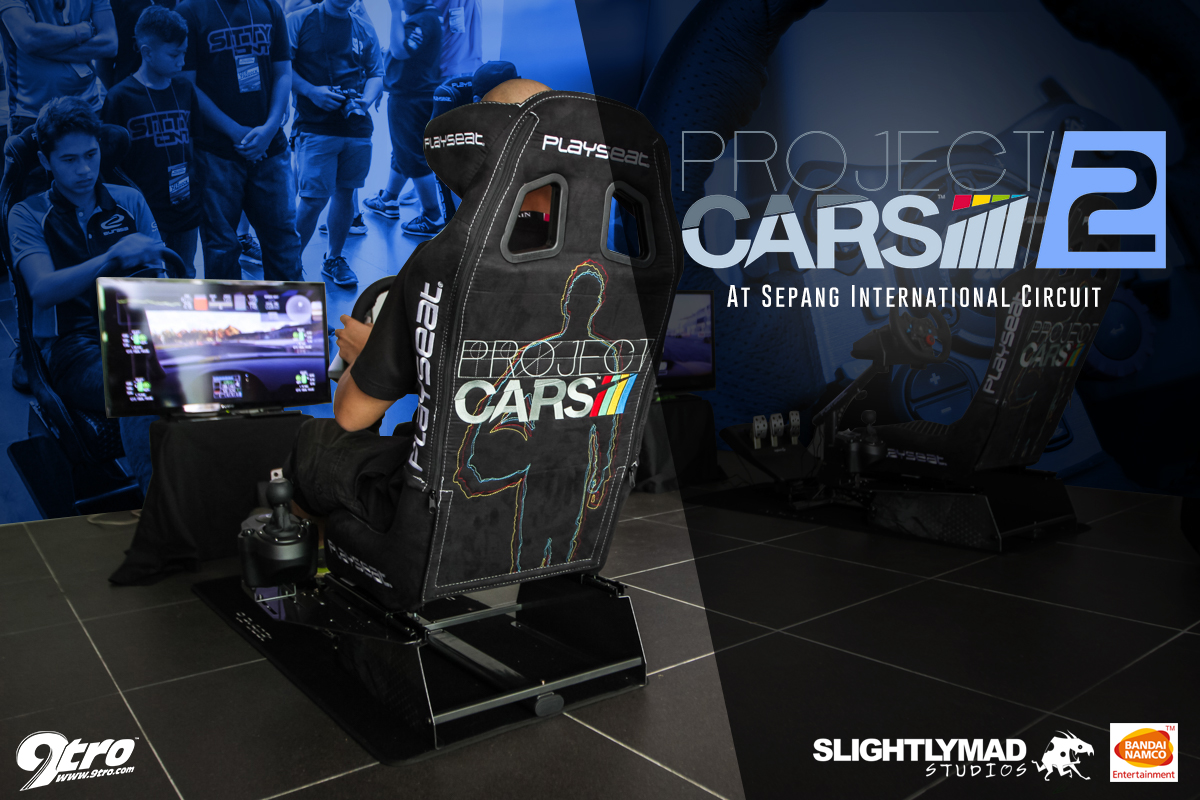 Project Cars 2 At Sepang International Circuit 9tro On Electric