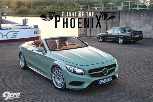 Carlsson - Flight of the Phoenix