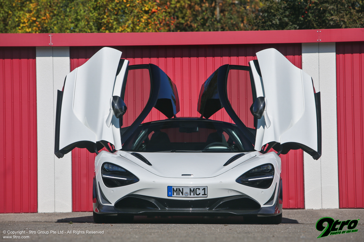Novitec McLAREN 720S - Above and Beyond