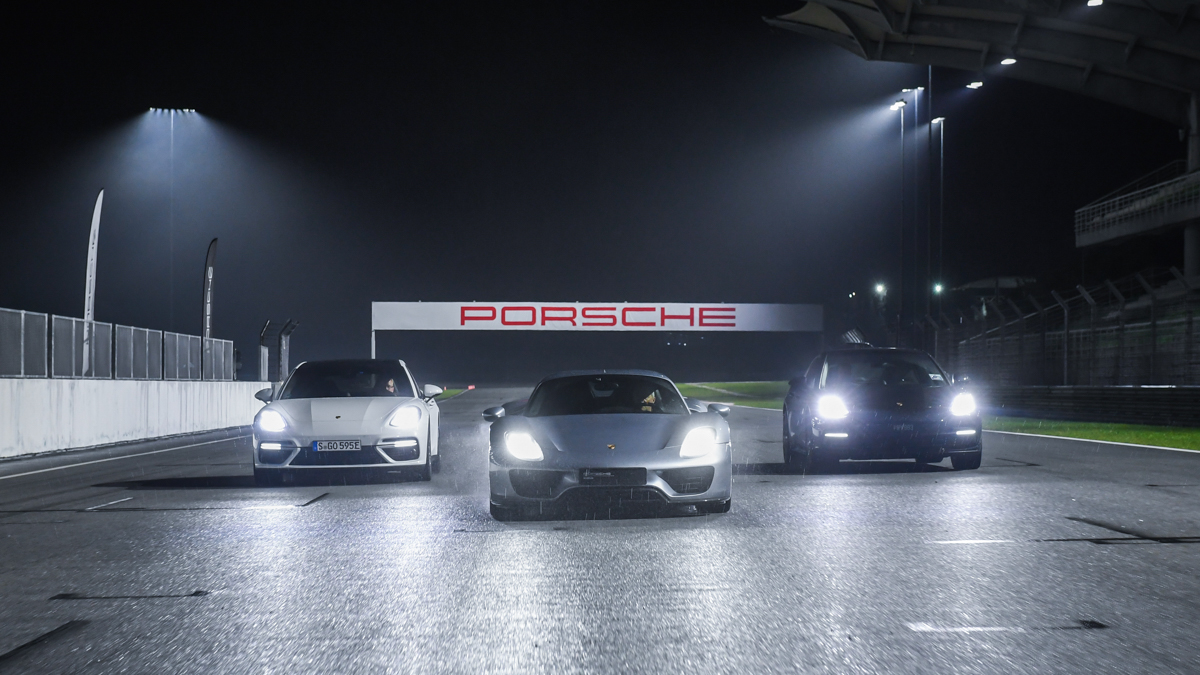 The Porsche Experience Centre Sepang grows from strength to strength in a successful 2018