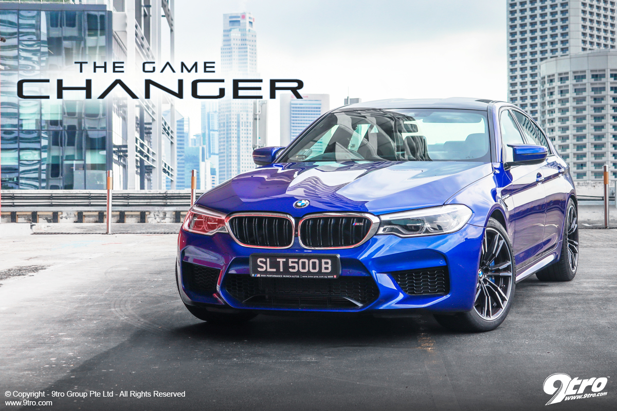 BMW M5 - The Game Changer