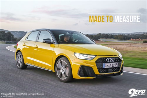 Audi A1 - Made to Measure