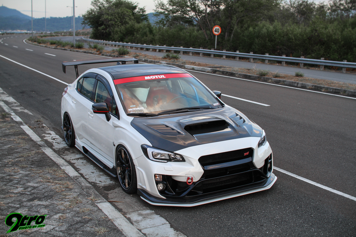 Varis WRX STi - Zero to Hero