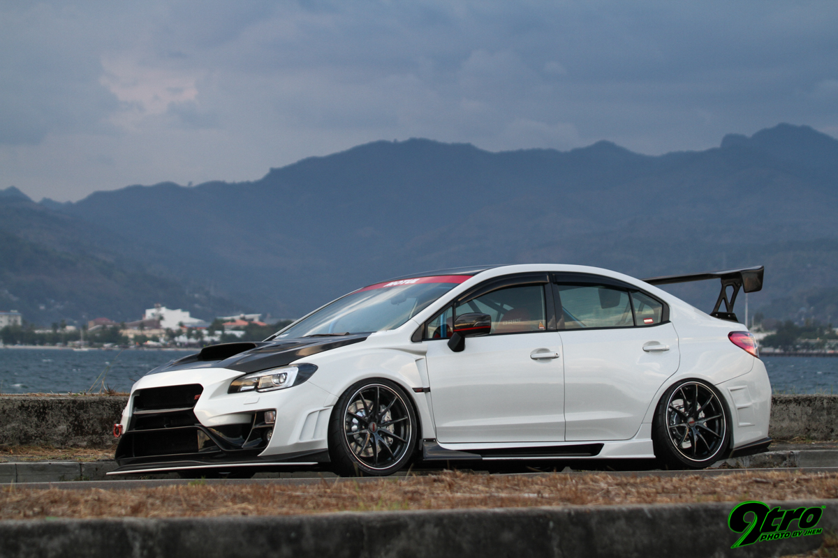 Varis WRX STi - Boxing Hero