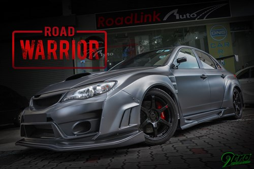 Subaru Impreza WRX STI - Road Warrior