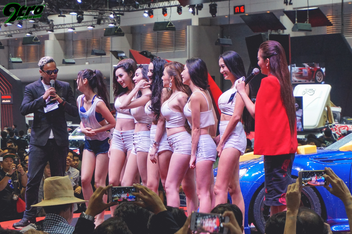 2017 Bangkok International Auto Salon - Part 2 (Models)
