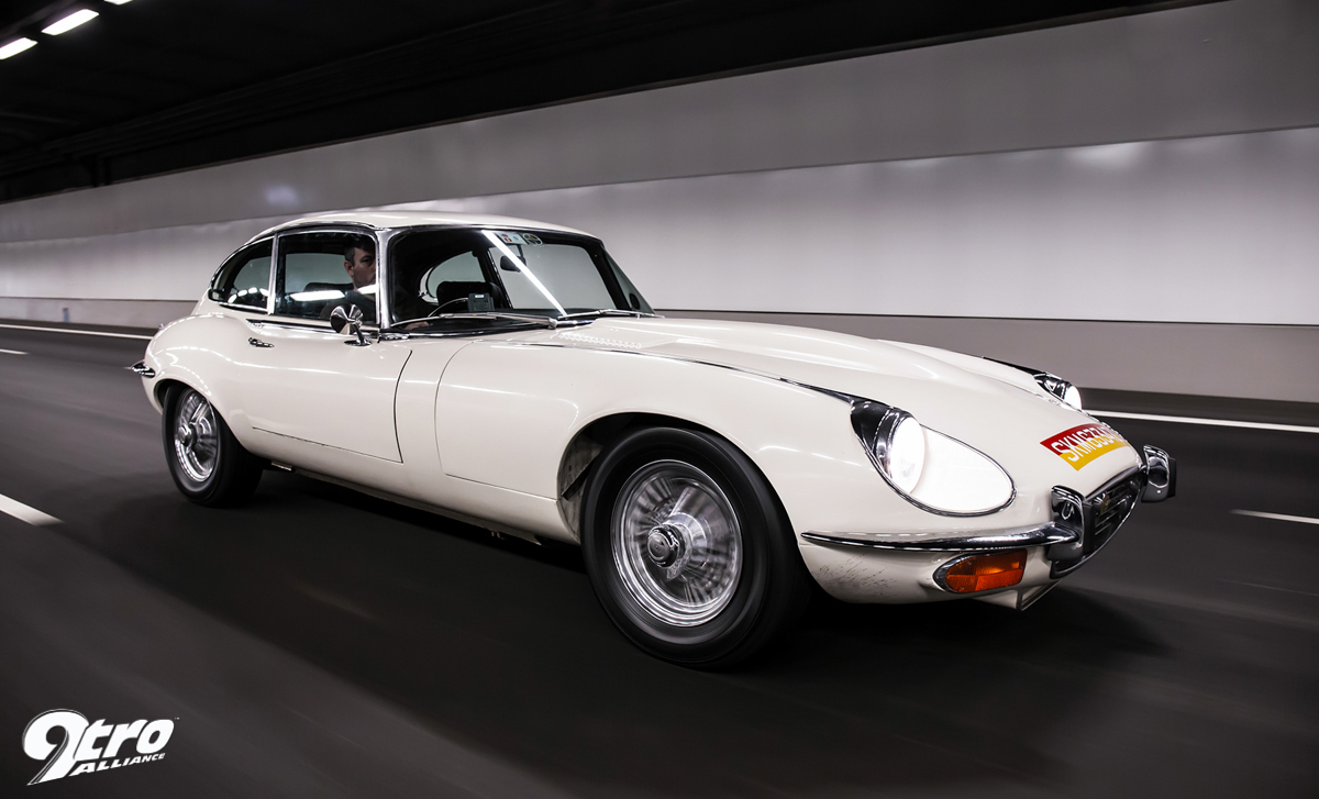 Jaguar E Type Coupe Series III U2013 V12 Grand Tourer