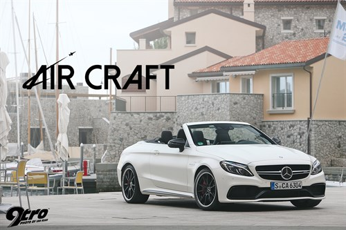 C63 AMG Cabriolet – Air Craft