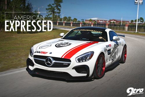 RENNtech R2 AMG GT S & C63 S - American Expressed