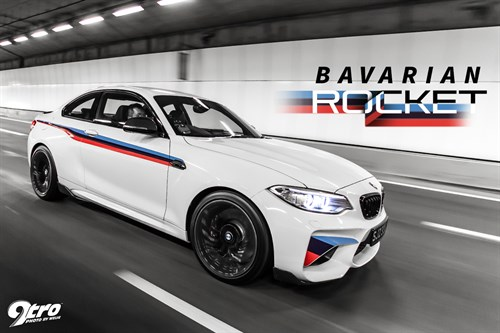 BMW M2 – Bavarian Rocket