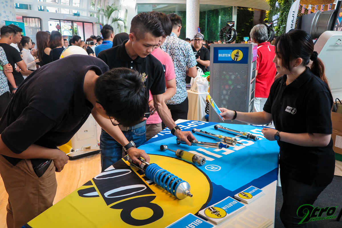 Bilstein at Forest City x Era Maju Appreciation Day