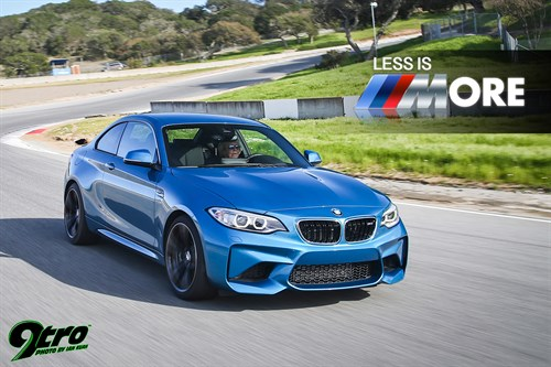 BMW M2 - Less is More