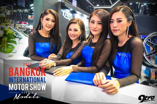 2017 Bangkok International Motor Show - Part 3 (Models)