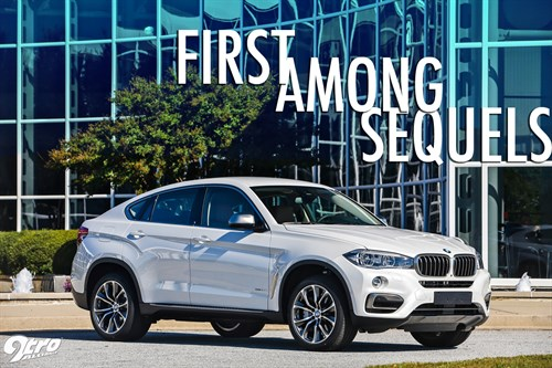 BMW X6 – First Among Sequels