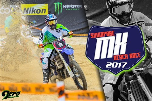 2017 Singapore MX Beach Race