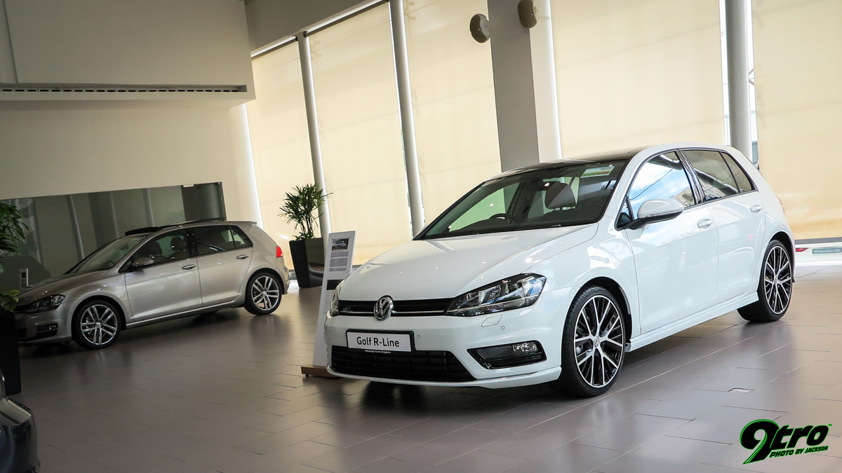 Showroom Feature – Volkswagen Singapore