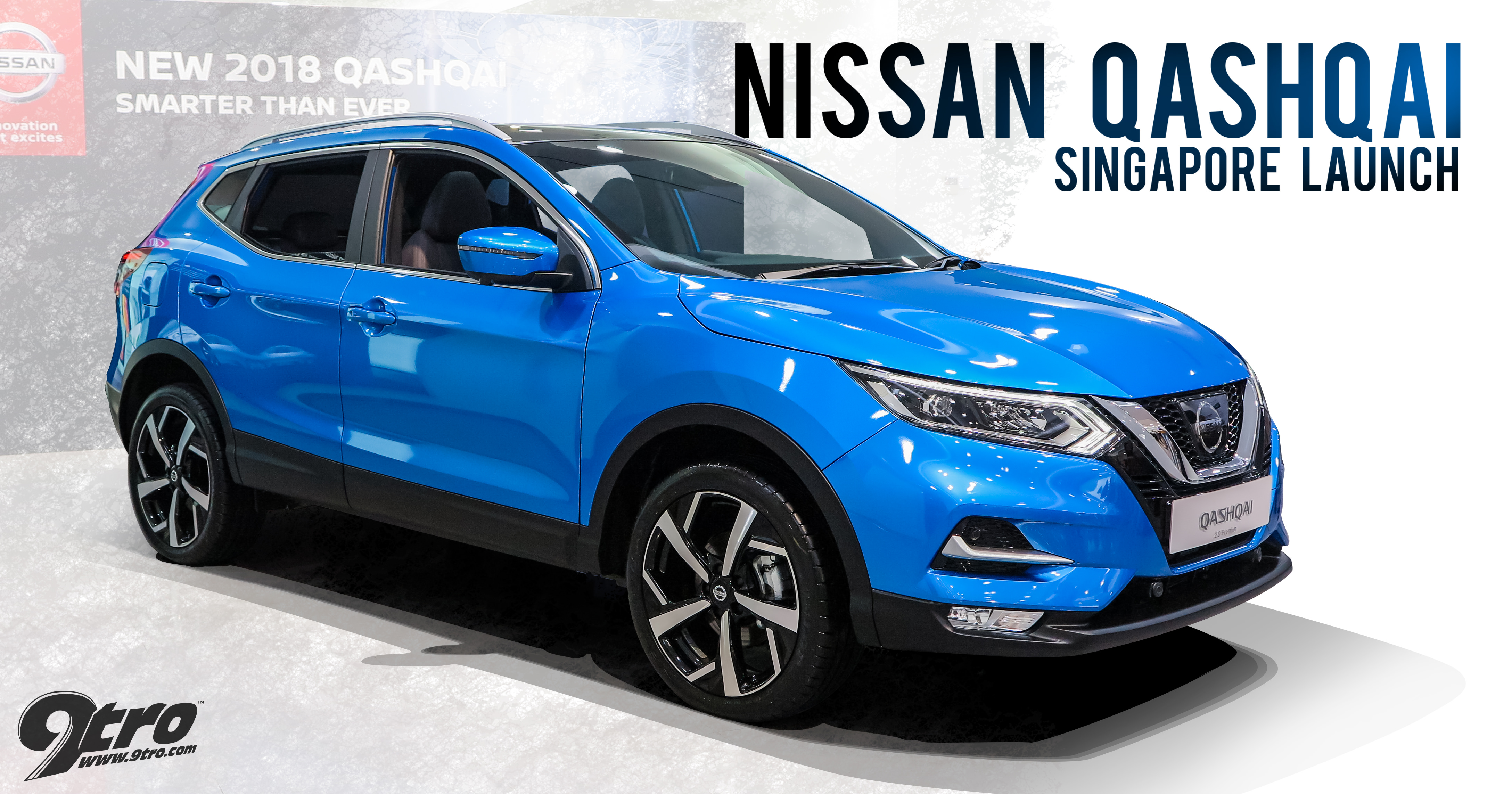 nissan qashqai singapore launch 9tro. Black Bedroom Furniture Sets. Home Design Ideas