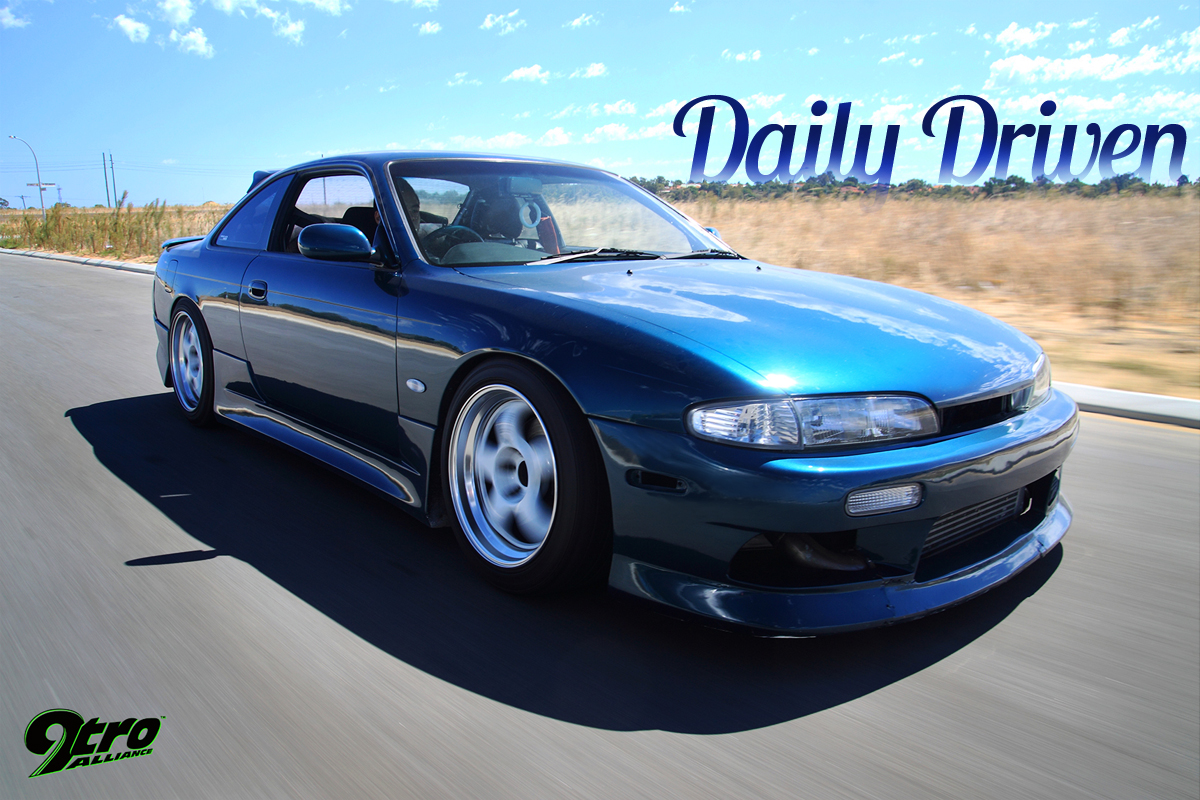 Nissan Silvia S14   Daily Driven
