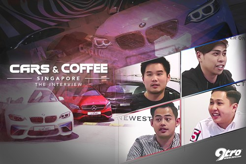 Cars & Coffee Singapore - The Interview