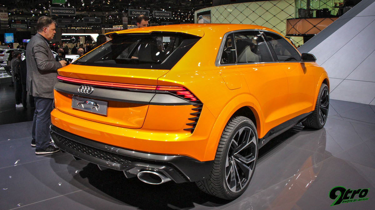 2017 Geneva International Motor Show - Part 1