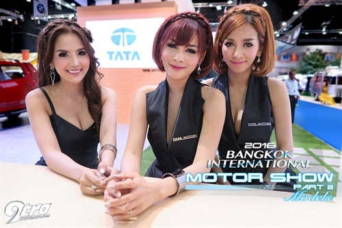 2016 Bangkok International Motor Show - Part 2 (Models)